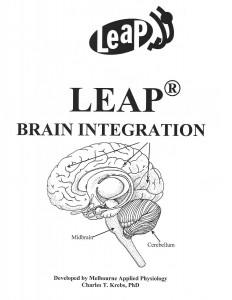 LEAP Cover mark